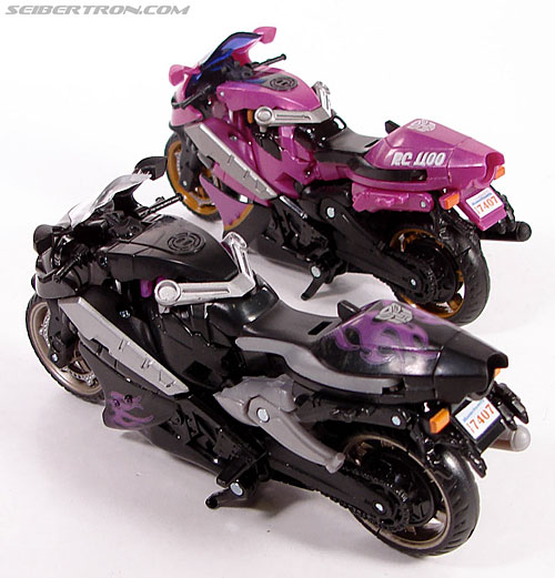 Transformers (2007) Black Arcee (Image #32 of 84)