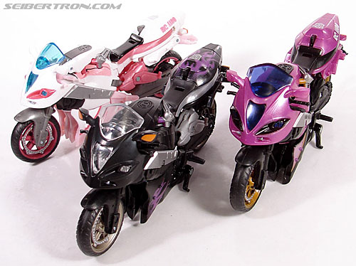 Transformers (2007) Black Arcee (Image #34 of 84)