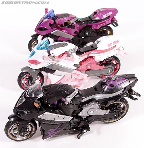 Transformers (2007) Black Arcee (Image #35 of 84)