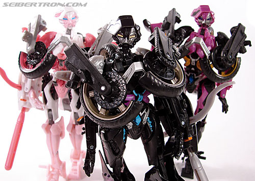 Transformers (2007) Black Arcee (Image #83 of 84)