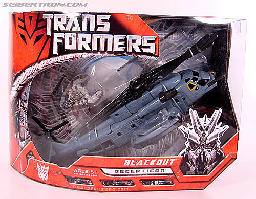 Transformers (2007) Blackout (Image #1 of 206)