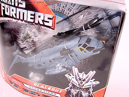 Transformers (2007) Blackout (Image #5 of 206)