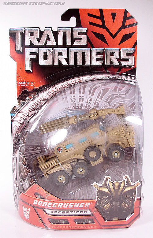 Transformers (2007) Bonecrusher (Image #1 of 93)