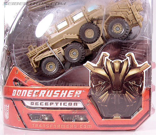 Transformers (2007) Bonecrusher (Image #3 of 93)