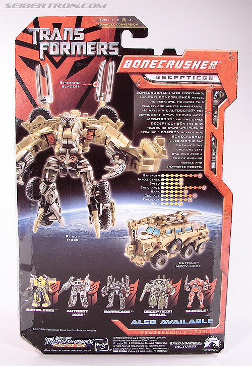 Transformers (2007) Bonecrusher (Image #7 of 93)