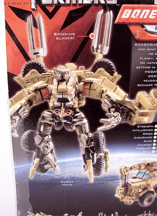 Transformers (2007) Bonecrusher (Image #8 of 93)