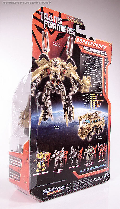 Transformers (2007) Bonecrusher (Image #11 of 93)