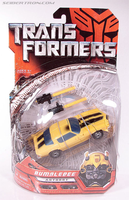 Transformers (2007) Bumblebee (Image #1 of 120)