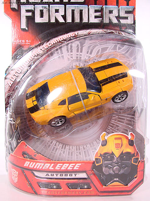Transformers (2007) Bumblebee (Image #3 of 224)
