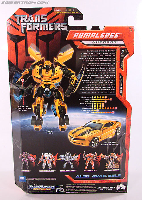 Transformers (2007) Bumblebee (Image #11 of 224)