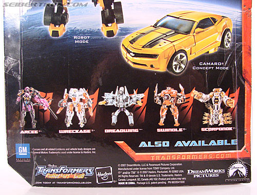 Transformers (2007) Bumblebee (Image #15 of 224)