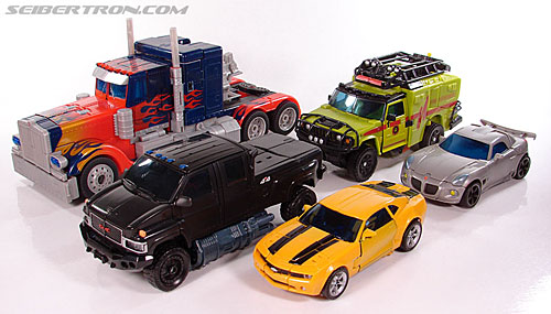 Transformers (2007) Bumblebee (Image #34 of 224)