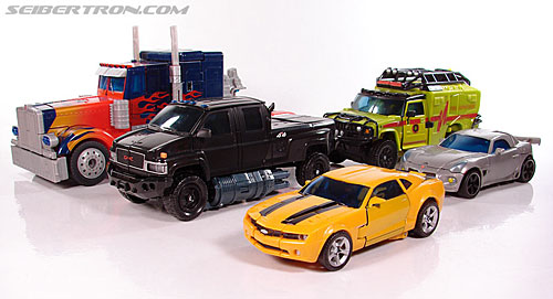Transformers (2007) Bumblebee (Image #35 of 224)