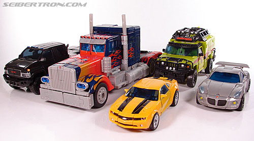 Transformers (2007) Bumblebee (Image #36 of 224)