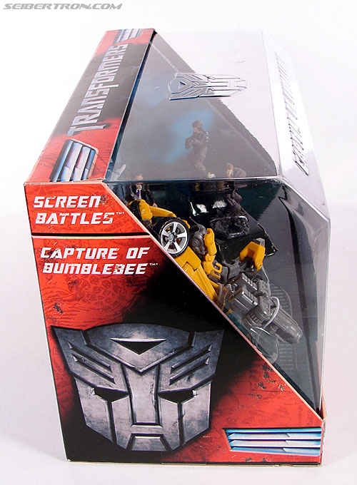 Transformers (2007) Screen Battles: Capture of Bumblebee (Image #10 of 156)