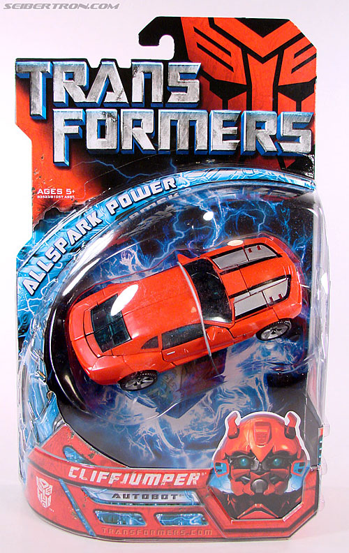 Transformers (2007) Cliffjumper (Image #1 of 94)