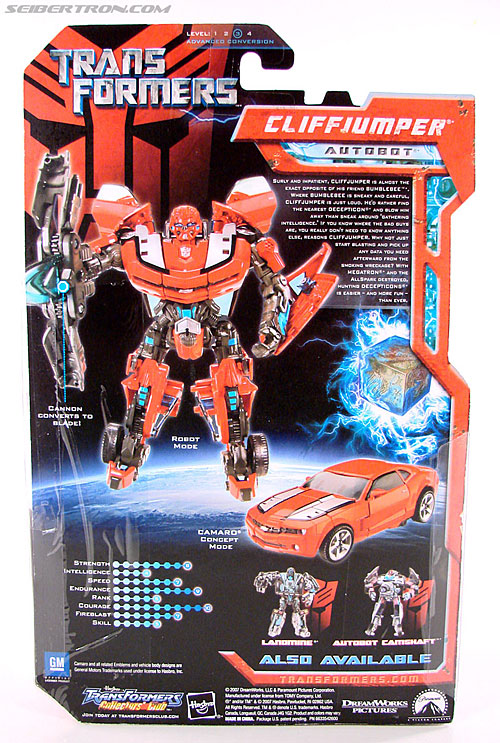 Transformers (2007) Cliffjumper (Image #7 of 94)