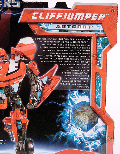Transformers (2007) Cliffjumper (Image #8 of 94)