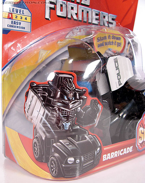 Transformers (2007) Barricade (Image #2 of 95)