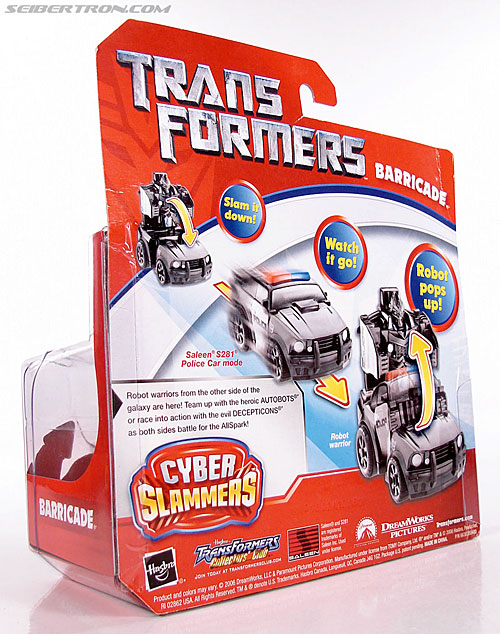 Transformers (2007) Barricade (Image #7 of 95)