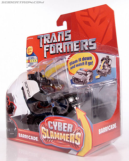 Transformers (2007) Barricade (Image #8 of 95)