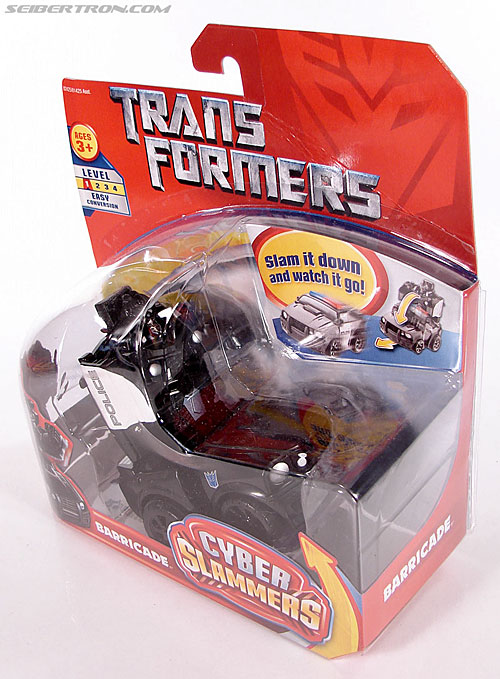 Transformers (2007) Barricade (Image #9 of 95)