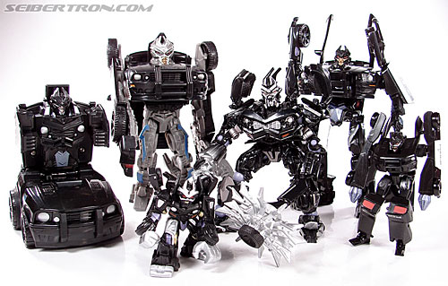Transformers (2007) Barricade (Image #29 of 95)