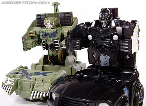 Transformers (2007) Barricade (Image #45 of 95)