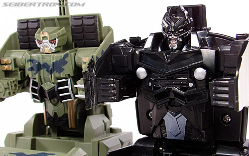 Transformers (2007) Barricade (Image #46 of 95)