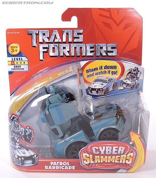 Transformers (2007) Patrol Barricade (Image #1 of 47)