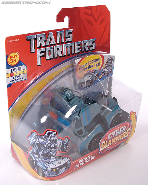 Transformers (2007) Barricade (Image #50 of 95)