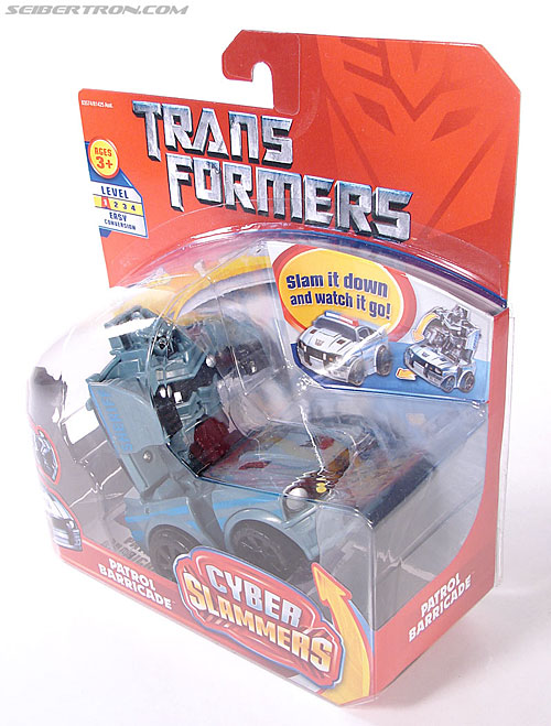 Transformers (2007) Patrol Barricade (Image #9 of 47)
