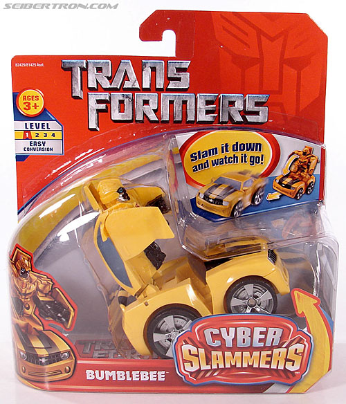 Transformers (2007) Bumblebee (Concept Camaro) (Image #1 of 58)