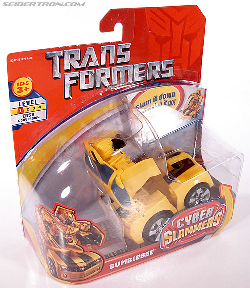 Transformers (2007) Bumblebee (Concept Camaro) (Image #3 of 58)
