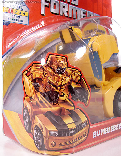 Transformers (2007) Bumblebee (Concept Camaro) (Image #4 of 58)