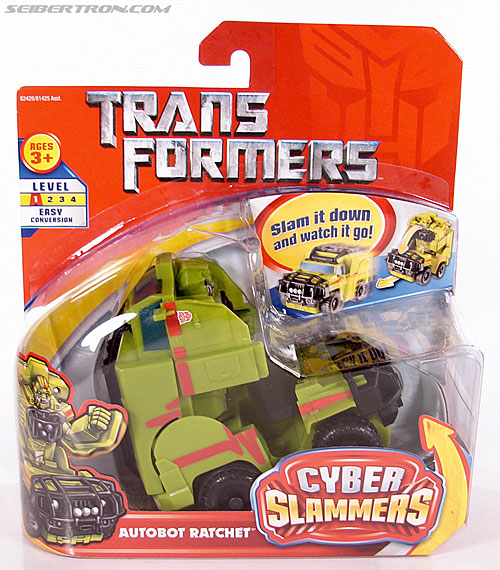 Transformers (2007) Ratchet (Image #1 of 48)