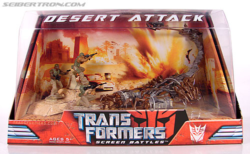 Transformers (2007) Screen Battles: Desert Attack gallery