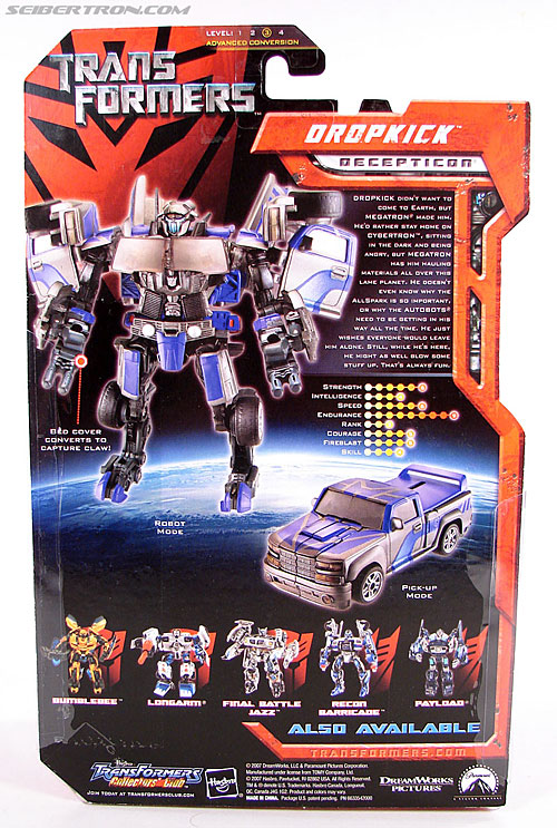 Transformers (2007) Dropkick (Image #6 of 86)