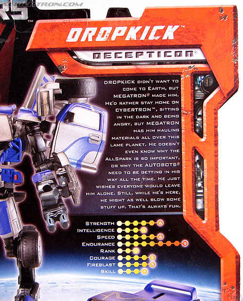Transformers (2007) Dropkick (Image #7 of 86)
