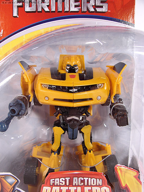 Transformers (2007) Plasma Punch Bumblebee (Image #2 of 72)