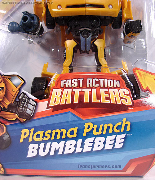 Transformers (2007) Plasma Punch Bumblebee (Image #3 of 72)