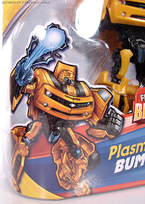 Transformers (2007) Plasma Punch Bumblebee (Image #4 of 72)