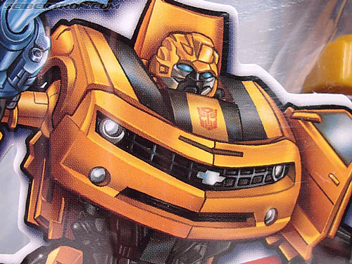 Transformers (2007) Plasma Punch Bumblebee (Image #5 of 72)
