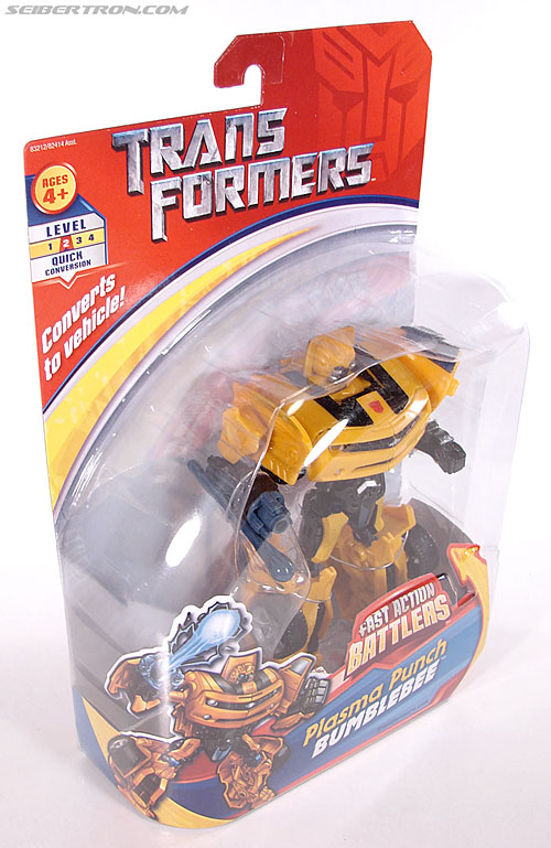 Transformers (2007) Plasma Punch Bumblebee (Image #6 of 72)