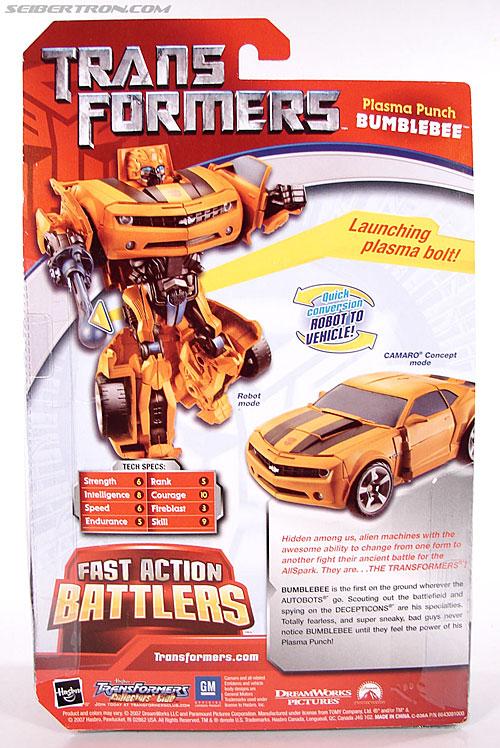Transformers (2007) Plasma Punch Bumblebee (Image #8 of 72)