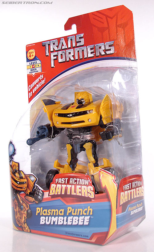 Transformers (2007) Plasma Punch Bumblebee (Image #12 of 72)