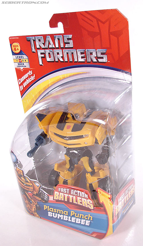 Transformers (2007) Plasma Punch Bumblebee (Image #13 of 72)
