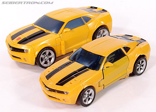 Transformers (2007) Plasma Punch Bumblebee (Image #17 of 72)