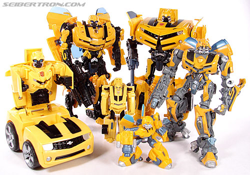 Transformers (2007) Plasma Punch Bumblebee (Image #34 of 72)