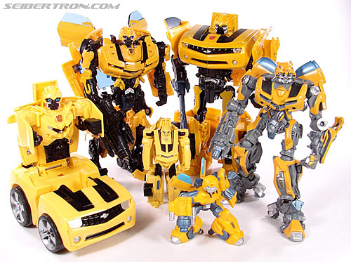 Transformers (2007) Plasma Punch Bumblebee (Image #35 of 72)